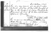 Malcom McLeod Margaret McLeod Marriage 1843