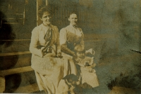 Minnie Macleod, Mary McLeod, A. Garrard Macleod