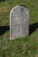 William Rutherford Grave