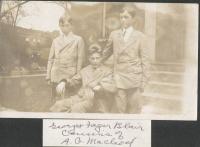 George Blair Fager Blair A. Garrard Macleod
