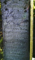 Cameron McLeod and Janet Litster grave