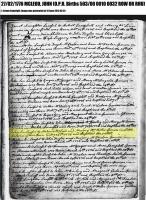 John McLeod Birth 1776