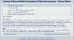 Orillia Newpaper Death Notice Mary McLeod