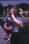 From Left: Eric, David Macleod Jul 1966