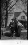 Henry Harrison Garrard (left) 1912 others unknown
