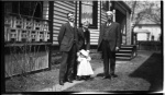 Henry Harrison Garrard (right) 1914 others unknown